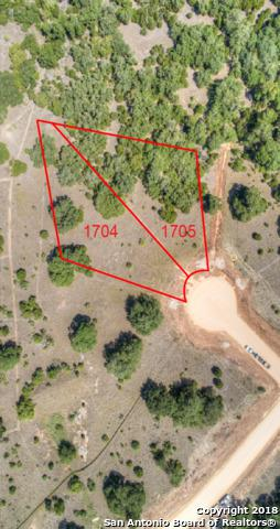 (LOT 1705) Brushy Curve, New Braunfels, TX 78132 (MLS #1335233) :: Exquisite Properties, LLC