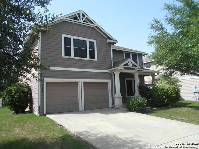 128 Brook Meadow, Cibolo, TX 78108 (MLS #1335239) :: Exquisite Properties, LLC