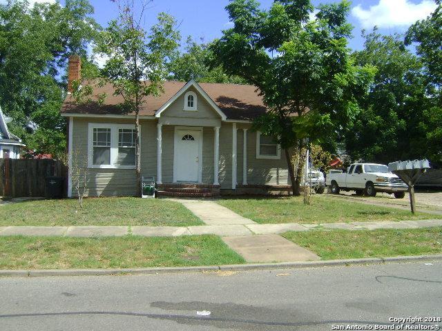 1011 Avant Ave, San Antonio, TX 78210 (MLS #1335248) :: Alexis Weigand Real Estate Group