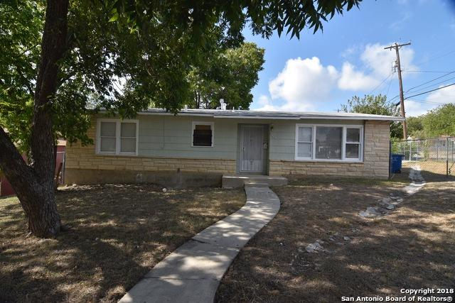 1064 John Page Dr, San Antonio, TX 78228 (MLS #1335253) :: Alexis Weigand Real Estate Group