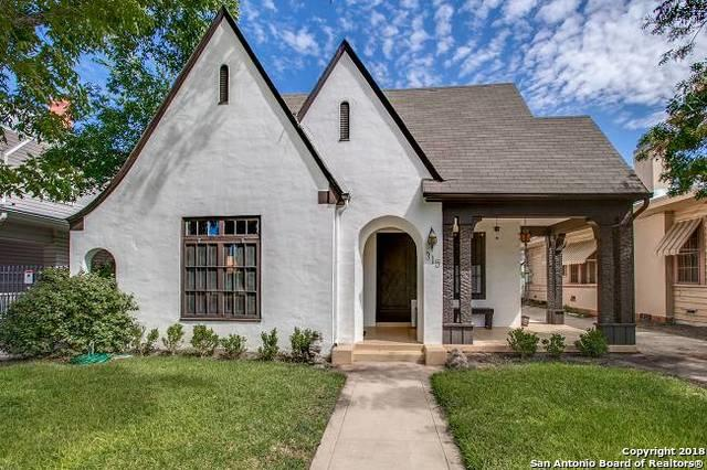315 W Huisache Ave, San Antonio, TX 78212 (MLS #1335515) :: Exquisite Properties, LLC