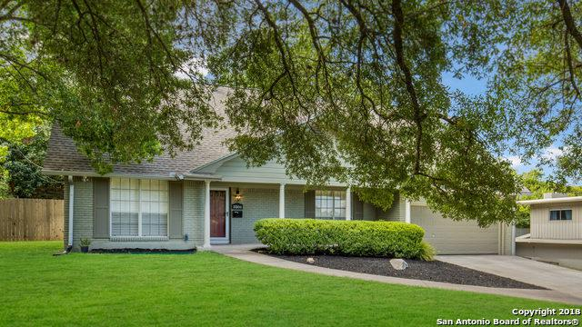 3206 Albin Dr, San Antonio, TX 78209 (MLS #1335609) :: Alexis Weigand Real Estate Group