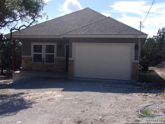 125 Lakeview Ct, Spring Branch, TX 78070 (MLS #1335727) :: Berkshire Hathaway HomeServices Don Johnson, REALTORS®