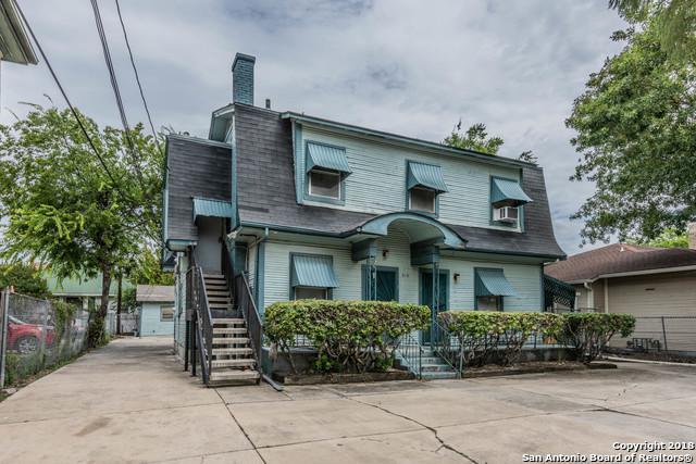 818 Ogden St, San Antonio, TX 78212 (MLS #1335756) :: Exquisite Properties, LLC