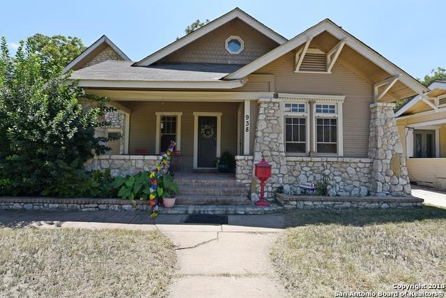 938 W Gramercy Pl, San Antonio, TX 78201 (MLS #1336161) :: Exquisite Properties, LLC
