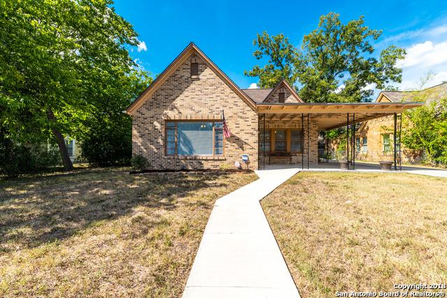 427 Donaldson Ave, San Antonio, TX 78201 (MLS #1336194) :: The Suzanne Kuntz Real Estate Team