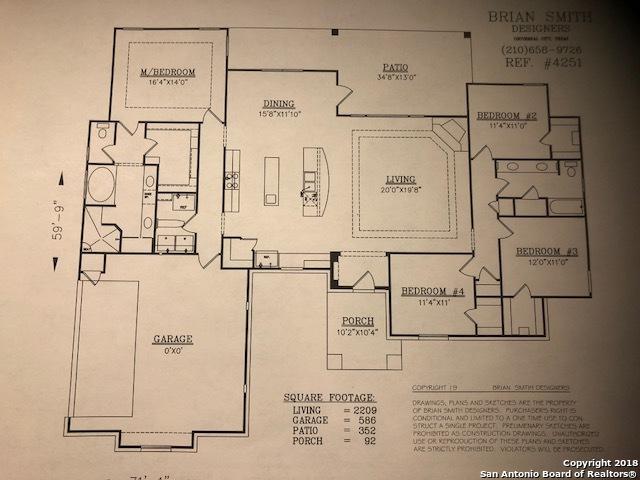 135 Cibolo Ridge Dr., La Vernia, TX 78121 (MLS #1336217) :: The Suzanne Kuntz Real Estate Team