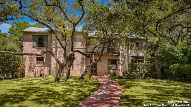 327 Lamont Ave, San Antonio, TX 78209 (MLS #1336220) :: Tami Price Properties Group