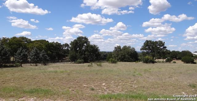 LOT 605 Saddle Creek Pass, Bandera, TX 78003 (MLS #1336223) :: Erin Caraway Group
