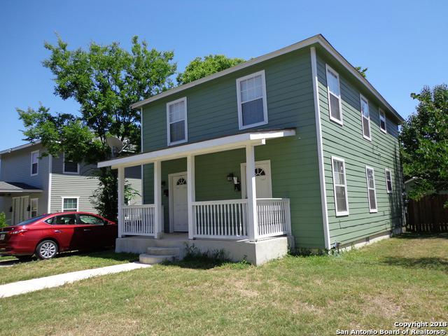 1340 W Ridgewood Ct, San Antonio, TX 78201 (MLS #1336366) :: Alexis Weigand Real Estate Group
