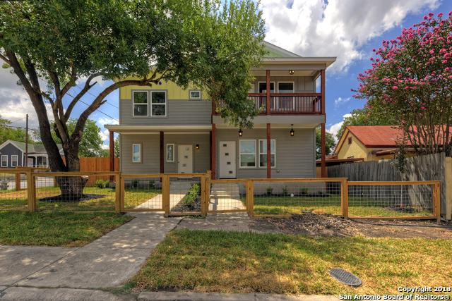 1130 Wyoming St, San Antonio, TX 78203 (MLS #1336538) :: Alexis Weigand Real Estate Group