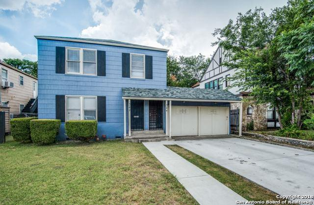 342 Donaldson Ave, San Antonio, TX 78201 (MLS #1336541) :: Erin Caraway Group