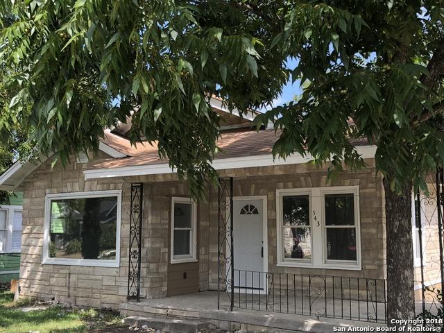 543 Bailey Ave, San Antonio, TX 78210 (MLS #1336582) :: Alexis Weigand Real Estate Group