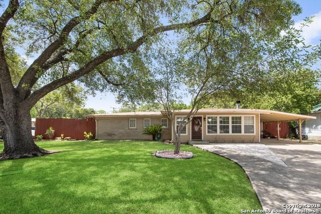 203 Waring Dr, San Antonio, TX 78216 (MLS #1336855) :: Alexis Weigand Real Estate Group