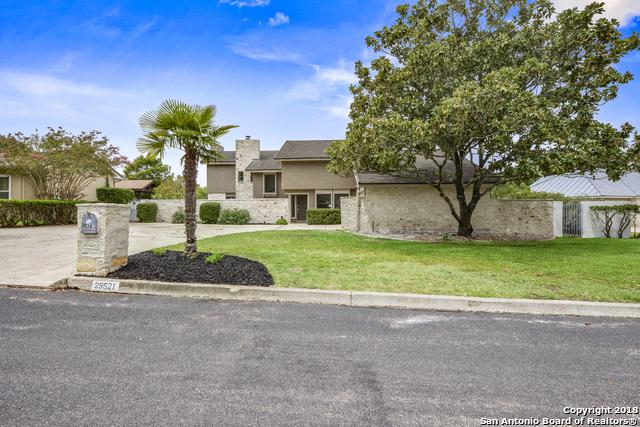 29521 No Le Hace Dr, Fair Oaks Ranch, TX 78015 (MLS #1336942) :: Alexis Weigand Real Estate Group