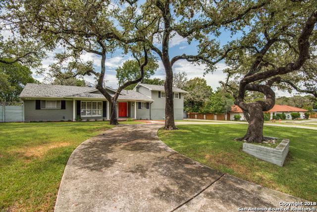 1306 Mt Vieja Dr, San Antonio, TX 78213 (MLS #1337123) :: Alexis Weigand Real Estate Group