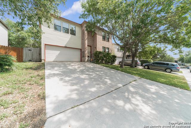 4818 Sunlit Well Dr, San Antonio, TX 78247 (MLS #1337160) :: Alexis Weigand Real Estate Group