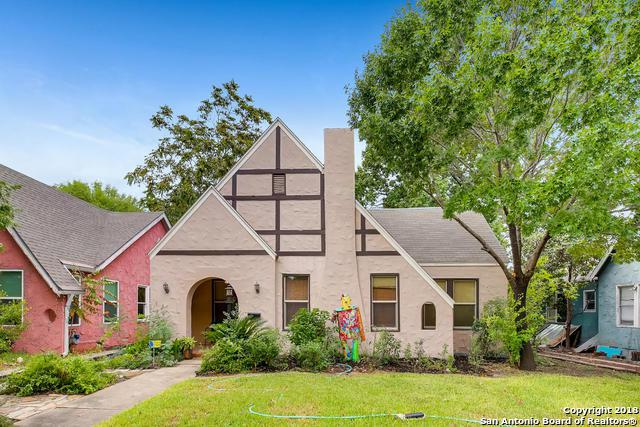 742 E Ashby Pl, San Antonio, TX 78212 (MLS #1337216) :: Exquisite Properties, LLC