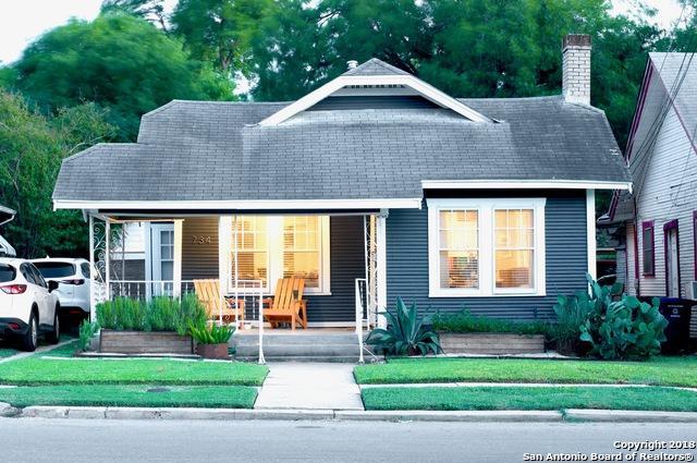 734 W Lynwood Ave, San Antonio, TX 78212 (MLS #1337254) :: Alexis Weigand Real Estate Group