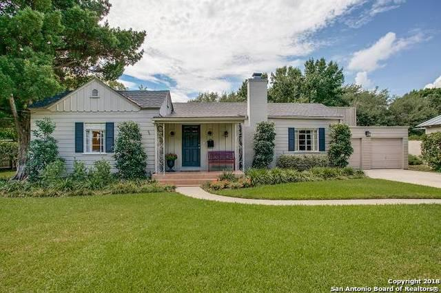 210 W Elmview Pl, Alamo Heights, TX 78209 (MLS #1337263) :: Exquisite Properties, LLC