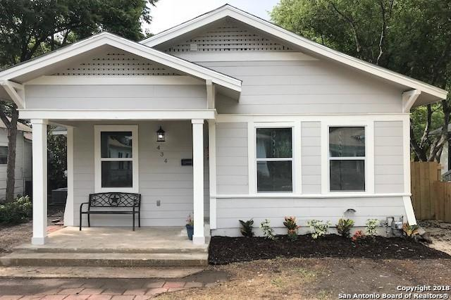434 Dunning Ave, San Antonio, TX 78210 (MLS #1337312) :: Alexis Weigand Real Estate Group