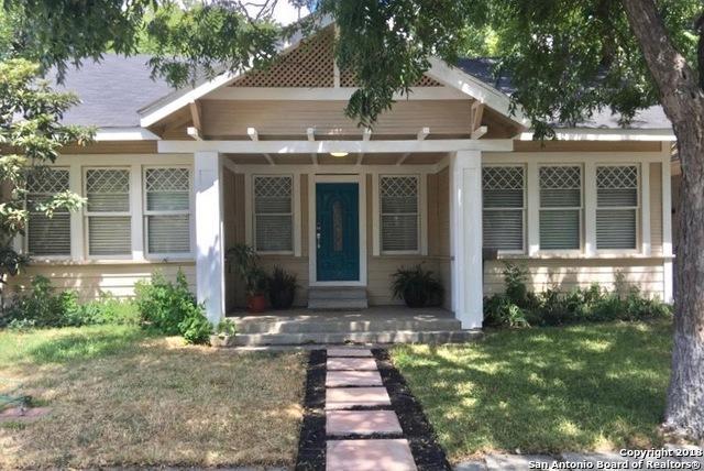 115 Panama Ave, San Antonio, TX 78210 (MLS #1337329) :: Exquisite Properties, LLC