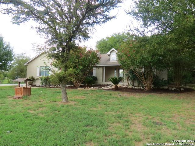 315 County Road 3830, San Antonio, TX 78253 (MLS #1337414) :: Neal & Neal Team