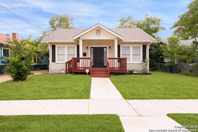 114 Yale Ave, San Antonio, TX 78201 (MLS #1337455) :: Alexis Weigand Real Estate Group