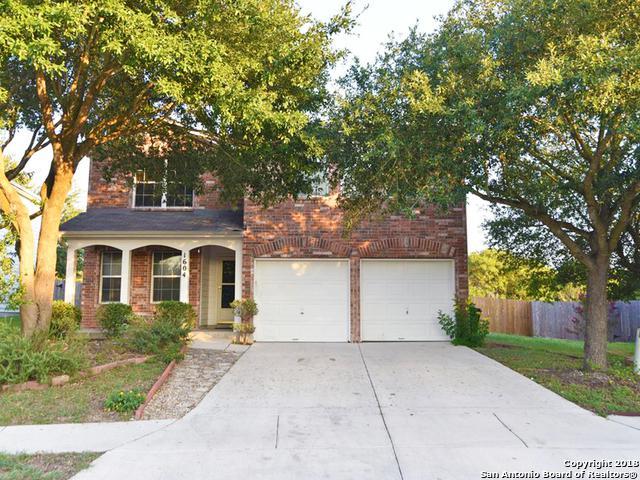1604 Shady Brook, Schertz, TX 78154 (MLS #1337470) :: Tom White Group