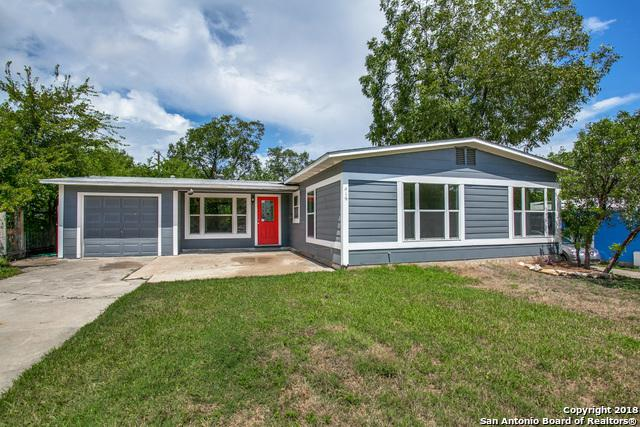 419 Karen Ln, San Antonio, TX 78209 (MLS #1337583) :: Alexis Weigand Real Estate Group