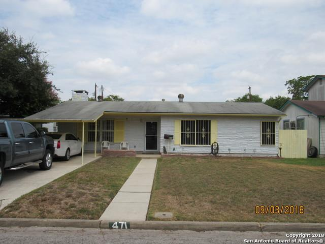 471 Clutter Ave, San Antonio, TX 78214 (MLS #1337627) :: Alexis Weigand Real Estate Group