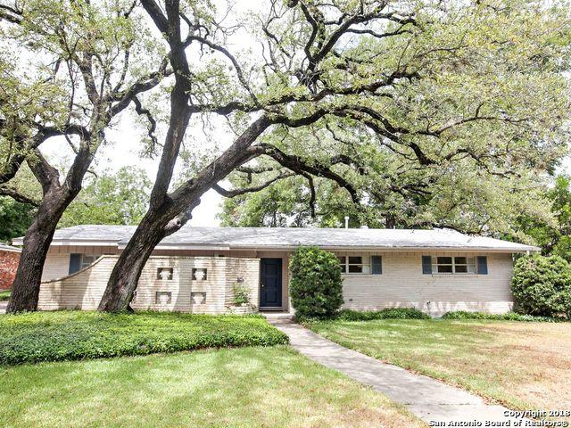 1815 La Sombra Dr, San Antonio, TX 78209 (MLS #1337650) :: Tom White Group