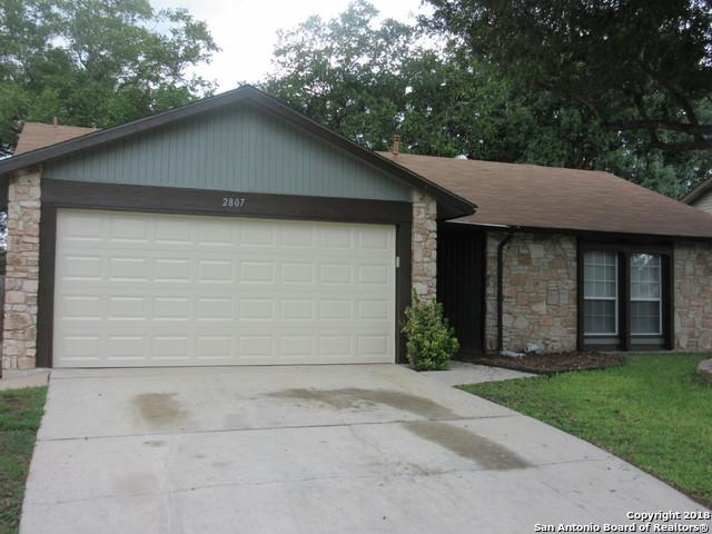 2807 Lake Meadow St, San Antonio, TX 78222 (MLS #1337676) :: Alexis Weigand Real Estate Group