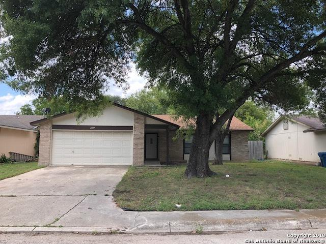 2807 Von Braun Dr, Kirby, TX 78219 (MLS #1337813) :: Alexis Weigand Real Estate Group