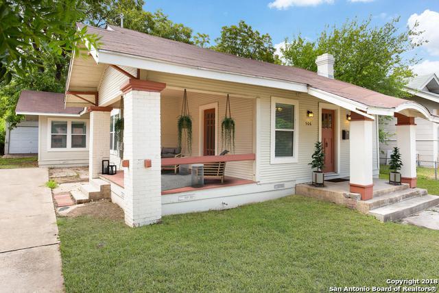 506 E Courtland Pl, San Antonio, TX 78212 (MLS #1337852) :: Exquisite Properties, LLC