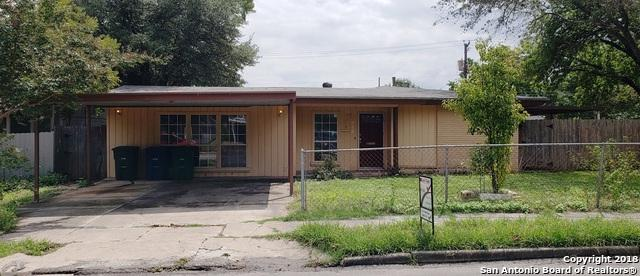 414 Rexford Dr, San Antonio, TX 78216 (MLS #1337933) :: Alexis Weigand Real Estate Group