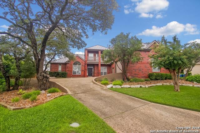 8514 Fairway Spring Dr, Fair Oaks Ranch, TX 78015 (MLS #1338022) :: Alexis Weigand Real Estate Group