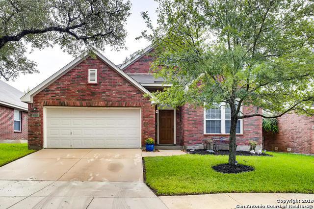 2722 Cascade Mist, San Antonio, TX 78261 (MLS #1338073) :: The Suzanne Kuntz Real Estate Team