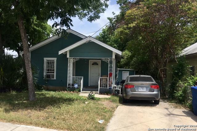 207 W Franciscan, San Antonio, TX 78204 (MLS #1338082) :: Alexis Weigand Real Estate Group
