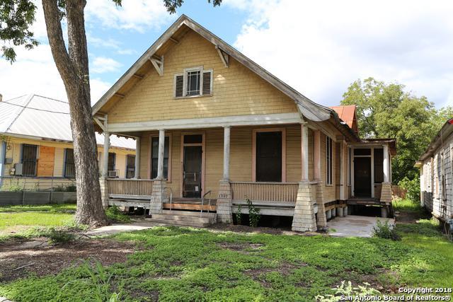 1207 Nolan St, San Antonio, TX 78202 (MLS #1338166) :: Alexis Weigand Real Estate Group