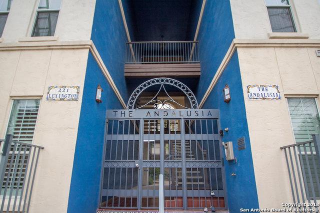 221 Lexington Ave #105, San Antonio, TX 78215 (MLS #1338188) :: Keller Williams City View