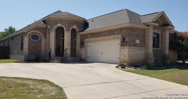 8010 Andrews Pass, San Antonio, TX 78254 (MLS #1338216) :: Alexis Weigand Real Estate Group