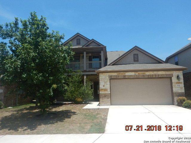 532 Saddlehorn Way, Cibolo, TX 78108 (MLS #1338236) :: Alexis Weigand Real Estate Group