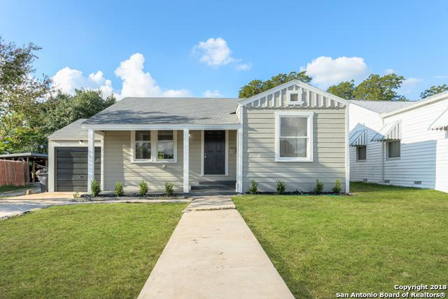 915 Chicago Blvd, San Antonio, TX 78210 (MLS #1338331) :: Alexis Weigand Real Estate Group