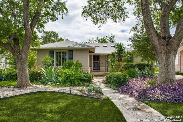 154 W Mandalay Dr, San Antonio, TX 78212 (MLS #1338337) :: Magnolia Realty
