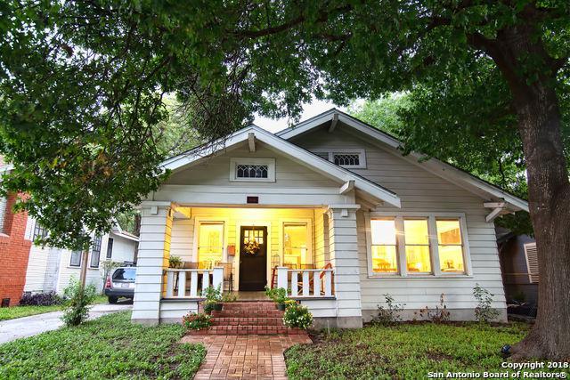 1118 W Magnolia Ave, San Antonio, TX 78201 (MLS #1338383) :: Alexis Weigand Real Estate Group