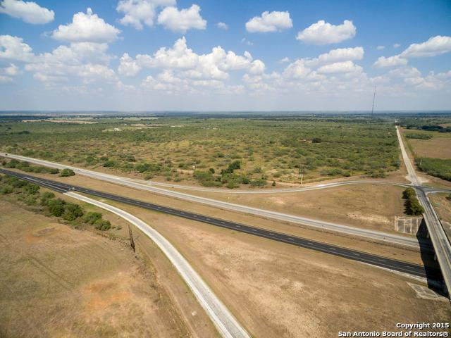 IH 37N & Leal Rd Frontages)-- 53+- Acres, Pleasanton, TX 78064 (MLS #1338540) :: The Castillo Group