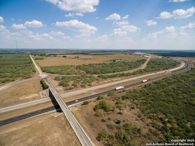 LEAL ROAD & IH 37 -- 49+- Acres, Pleasanton, TX 78064 (MLS #1338542) :: The Castillo Group