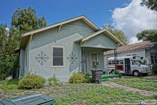 421 E Highland Blvd, San Antonio, TX 78210 (MLS #1338586) :: Alexis Weigand Real Estate Group