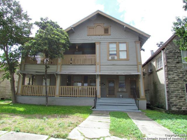 506 Kayton Ave, San Antonio, TX 78210 (MLS #1338665) :: Alexis Weigand Real Estate Group
